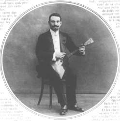 Великорусский оркестр 1910 год